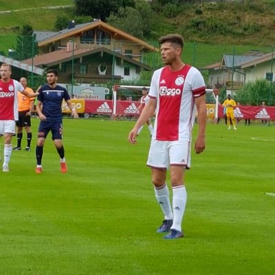 Ajax trainingscamp in Bramberg