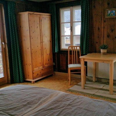 Smaragd bedroom VillaZeppelin