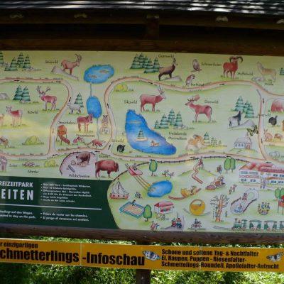 Dierenpark / Speeltuin Ferleiten