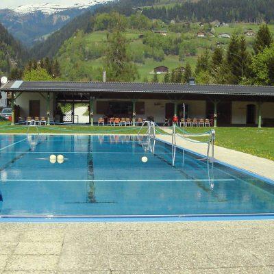 Zwembad Mühlbach
