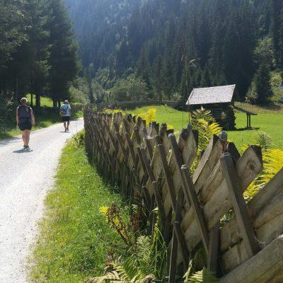 Wandelen / hiken / huttentocht